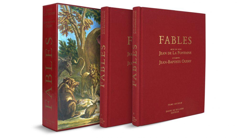 Fables De Jean De La Fontaine – La Collection – Couverture
