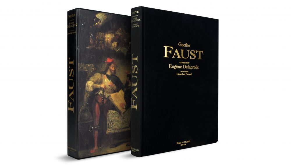 Faust de Goethe – La Collection – Couverture