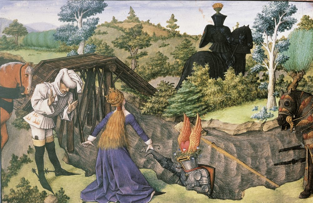 Le Moyen Age Flamboyant Editions Diane De Selliers