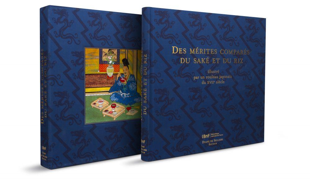 Des Mérites Comparés du Saké et du Riz – La Collection – Couverture