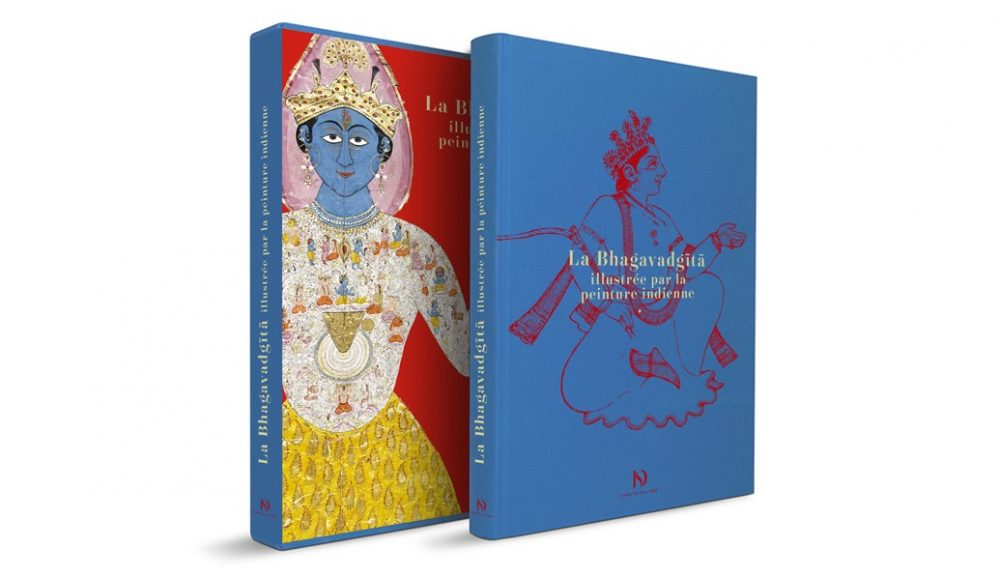 La Bhagavadgita – La Collection – Couverture