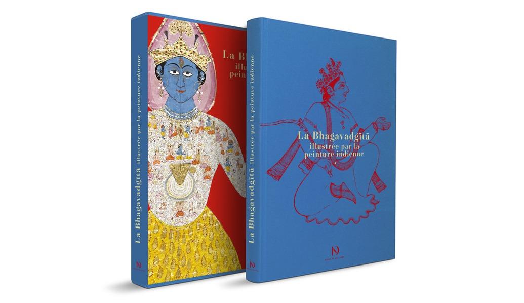 La Bhagavadgita – La Collection – Couverture