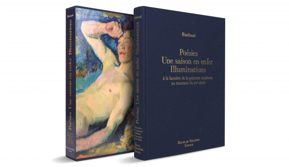 Rimbaud Poésies Saison en Enfer, Illuminations – La Collection – Couverture