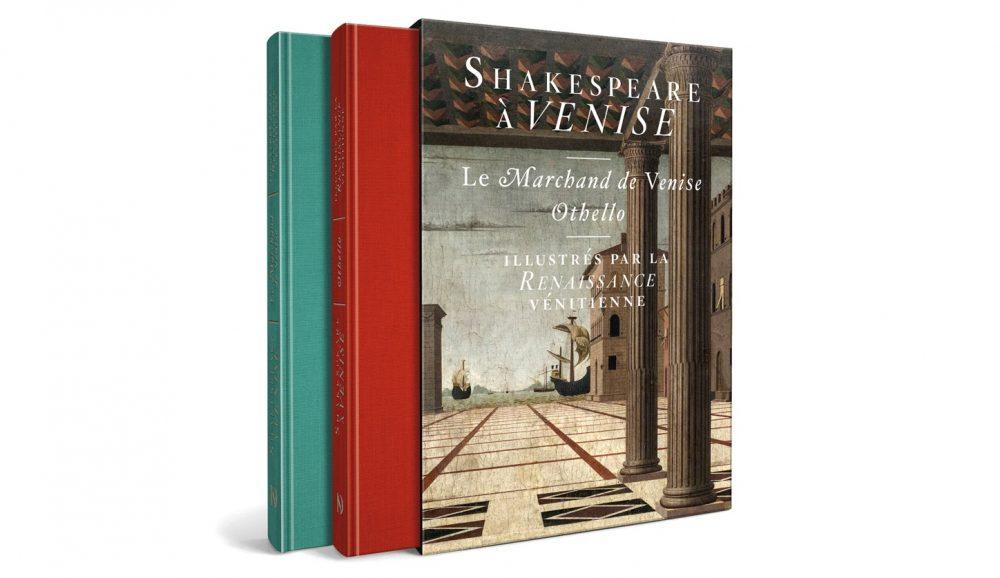 Shakespeare à Venise – La-Collection – Couverture