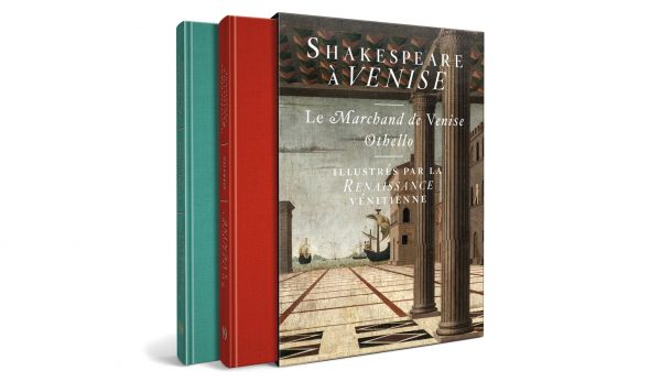 Shakespeare à Venise – La-Collection – Couverture