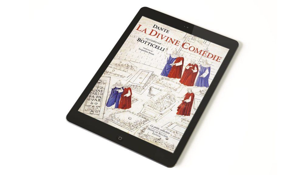 La Divine Comédie de Dante – La Collection Numerique – Couverture